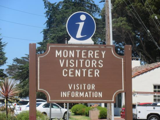Monterey Visitor Center