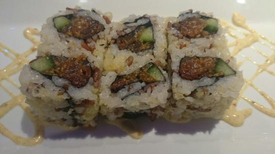 AU COMPTOIR NIPPON: Maki spicy