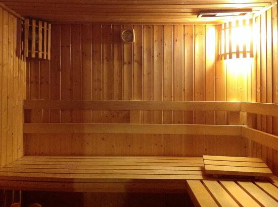 The Title Condo by TropicLook : Sauna
