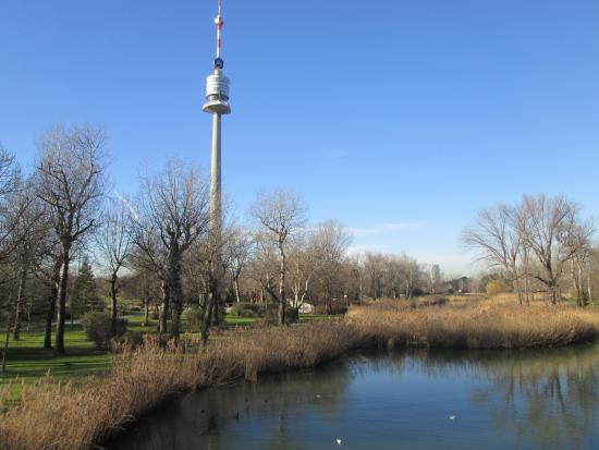 Donaupark: парк