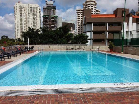 Far East Plaza Residences By Hospitality Swimming Pool