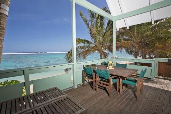 Whitesands Beach Villas Rarotonga