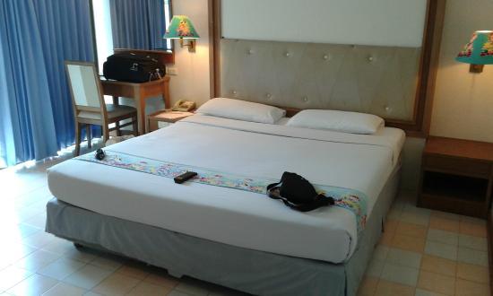 Days Inn Patong Beach Phuket : Ma chambre