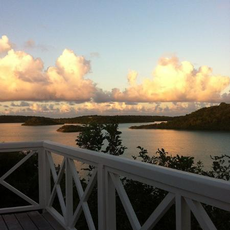 Willikies, Antigua: Tramonto