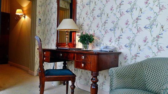 Podewils Hotel: Room
