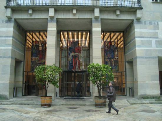Museo de Bellas Artes: Kunstmuseum - entrance