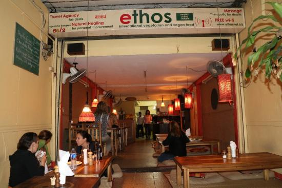 Ethos vegan cafe