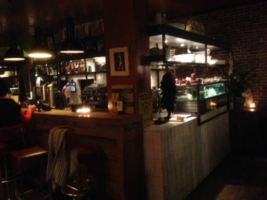 San Siro : Bar and preparation