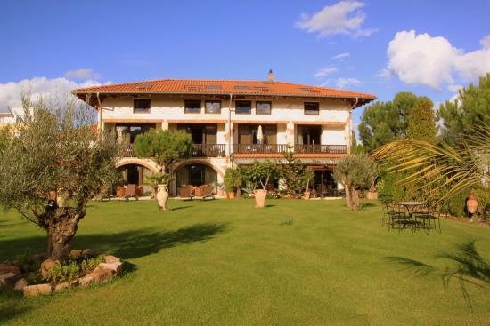 Hotel Romantiklandhaus Hazienda: Wunderschöner Garten