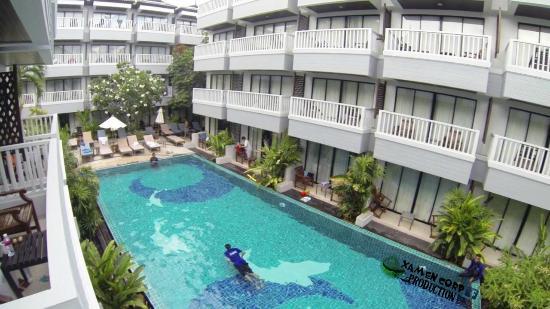 Aonang Buri Resort: Songkran Festival 2013