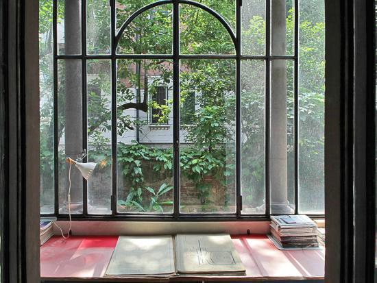 La veranda foto di fondazione franco albini milano for Franco albini architetto