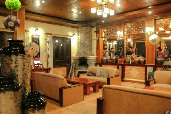 Holiday Sapa Hotel: Lobby