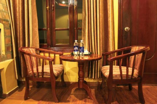 Holiday Sapa Hotel: The room