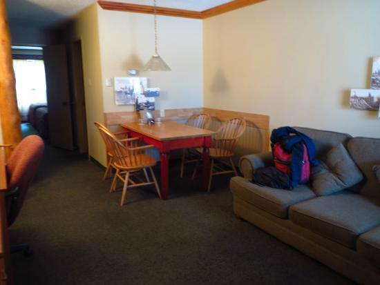 Marmot Lodge: Estar