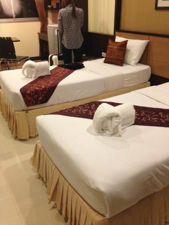 SakulchaiPlace Hotel: 트윈