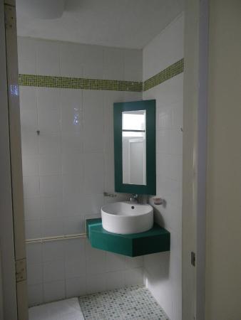 Hotel Maria Guadalupe: Aseo / Ducha