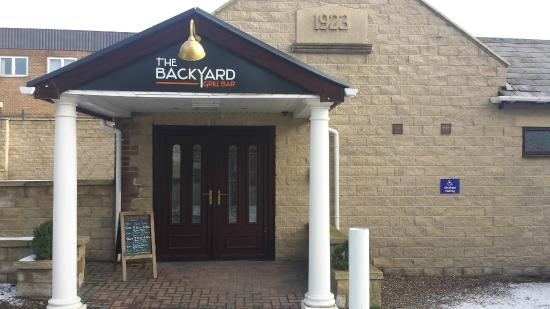 The Backyard Grill Bar