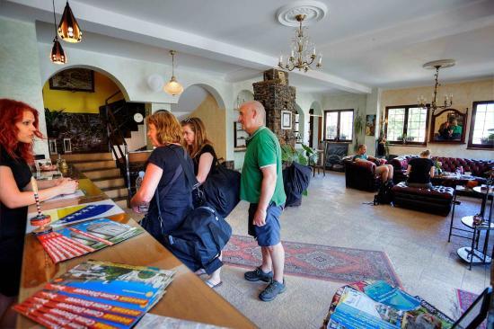 Villa Anri Mostar: Reception