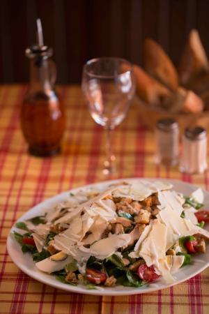 Mamma Mia: Salade césar