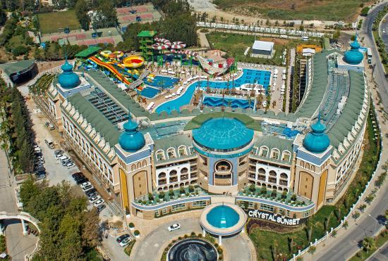 Crystal Sunset Luxury Resort Spa All Inclusive Resort