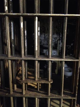 One of the jail cells - Picture of Hamilton County Sheriff's