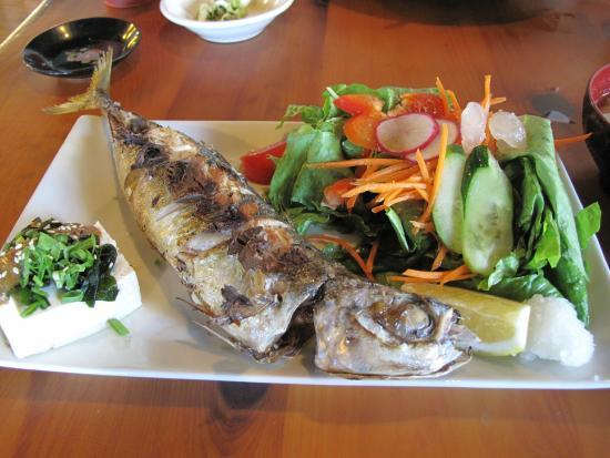 Miyo's: お魚定食