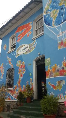 Blue House: Desde la zona social