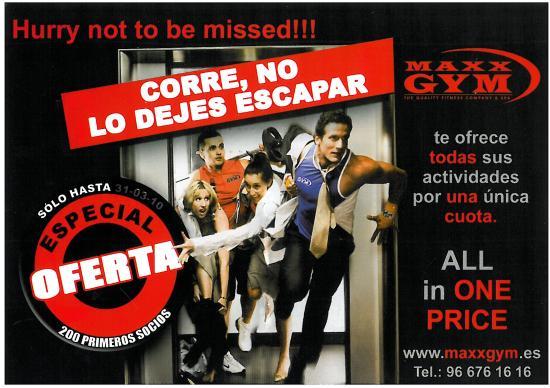 Maxx Gym