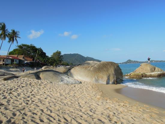 Amity Place: Beach