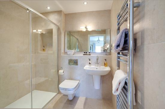 French en suite shower room picture of ashford grange bed and breakfast darley dale tripadvisor - Shower suites for small spaces photos ...