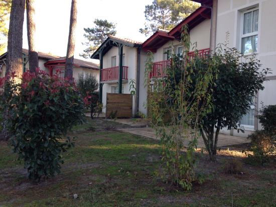 Residence Odalys Les Greens du Bassin: Les maisons 6/8 pers