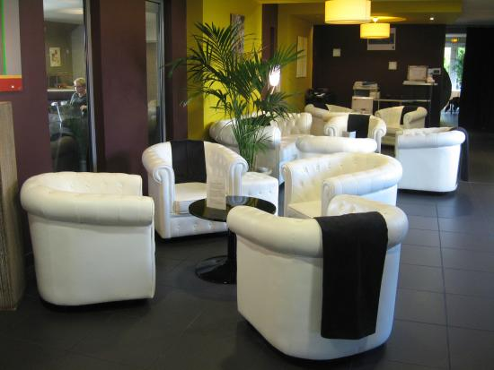 Best Western La Mare O Poissons: lobby