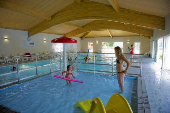 D tente et bien tre picture of camping domaine des for Camping indre et loire avec piscine couverte