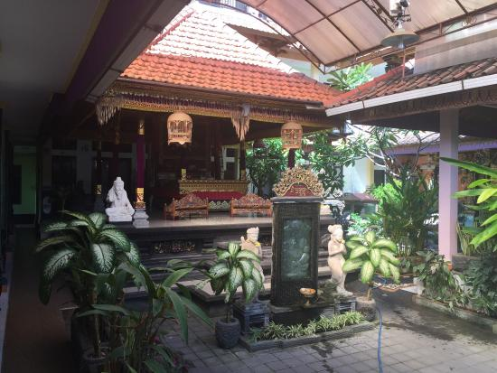 Pondok DenAyu Homestay: Main area