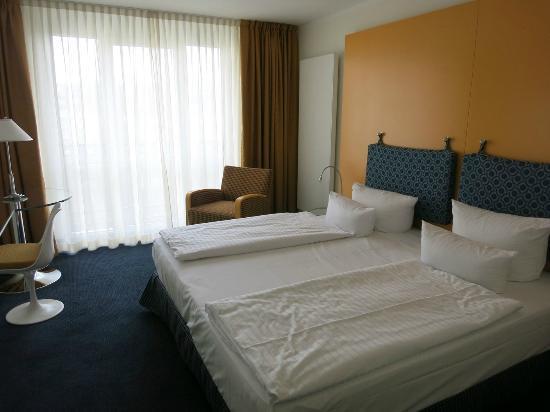 Hotel Alexander am Zoo: Double room