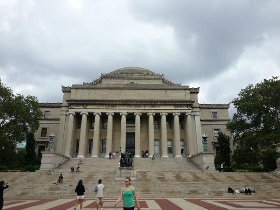 これぞコロンビア大学 - ニュー...