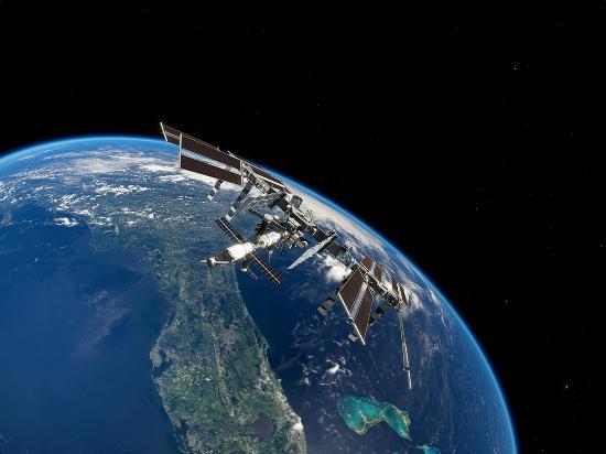 Planetarium Hamburg: Atemberaubende Aussichten: Die ISS (Show: Dunkles Universum)