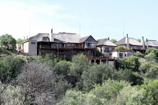 Winburg, Republika Południowej Afryki: Boschrand Lodge