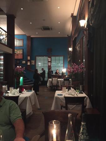Philippe Restaurant : Vuoto