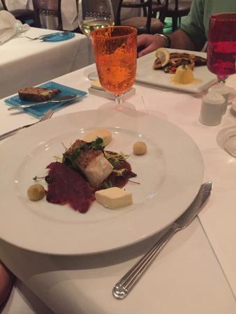 Philippe Restaurant : Pesce