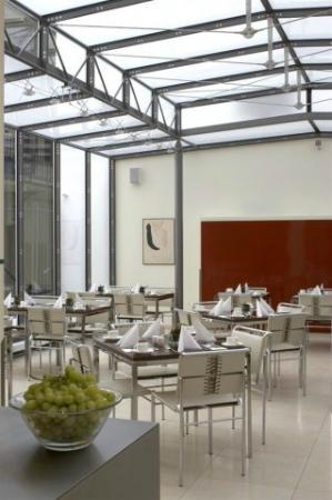 Maximilian Hotel: Здесь подавали завтраки