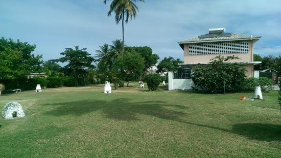 Barbados Beach Club: Mini Golf