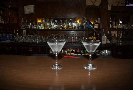 Saddle & Spur Tavern: limited selection
