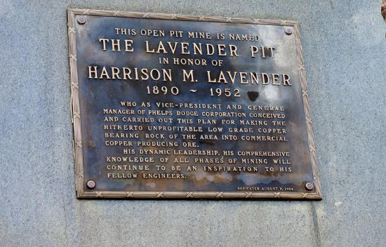Lavender Pit: what is it all about