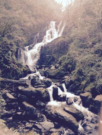 Riverside Hotel Killarney : Torc Waterfall in the National Park