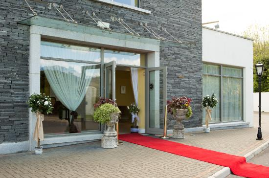 Kettles Country House Hotel: Rose Anna Suite - Entrance