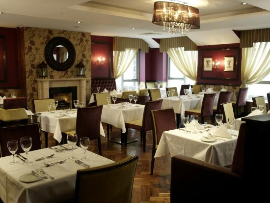 Kettles Country House Hotel: Kettles Steakhouse & Winebar