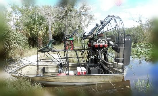 Old Florida Airboat Tours and Guide Service: The real deal! Start your adventure... NOW!