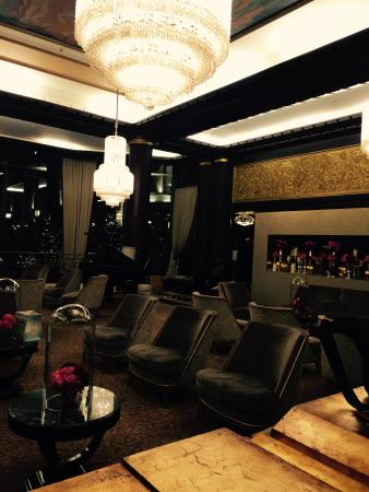 Crowne Plaza Paris - Neuilly : Lounge area