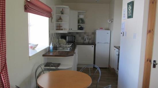 Oakbank Farm : Cottage 2 kitchen